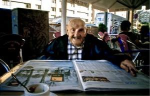 Mor als 96 anys Llàtzer Escarceller