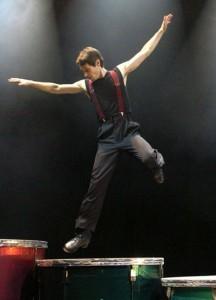 Guillem Alonso i el projecte 'Dansa a les escoles' guanyen els Premis Dansacat