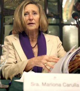 Mariona Carulla és reelegida presidenta de l'Orfeó Català