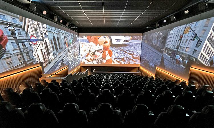 Sales de cinema: generadores d'experiències compartides