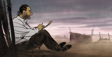 La crítica internacional de França premia 'Josep' per partida doble