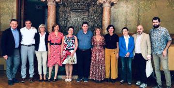 Primer acord entre els institucions que promouen les llengües catalana, castellana, gallega i basca