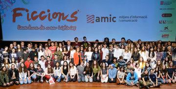 L'11è concurs 'Ficcions' de l'AMIC clou amb èxit