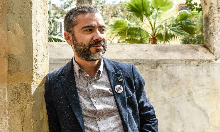 Jordi Martín, nou editor d'Animallibres