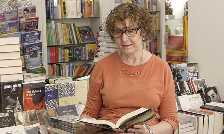 """""""El confinament ha fet que el lector se senti amb la necessitat de donar suport a la seva llibreria de barri"""""""