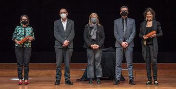 Lourdes Toledo i Meritxell Cucurella-Jorba guanyen els Premis Literaris de Lleida