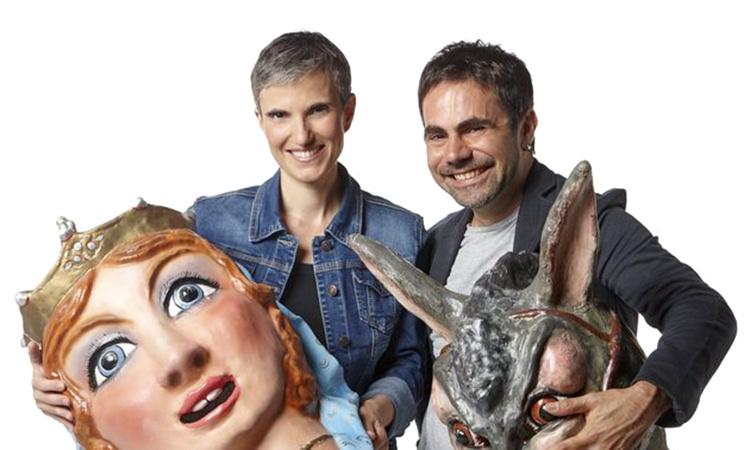 """Quim Rutllant i Ester Plana: """"El 'Mans' ens dona l'oportunitat d'explicar la cultura que fa la gent"""""""