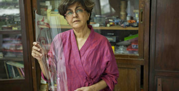 Nalini Malani rep el Premi Joan Miró 2019