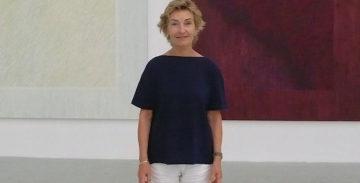 Soledad Sevilla rep el Premi Velázquez d'Arts Plàstiques