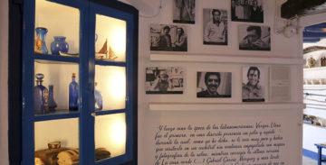 Reobre la Casa Barral de Calafell amb un nou format que en reivindica el llegat literari