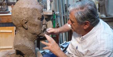 Mor l'escultor Manuel Cusachs