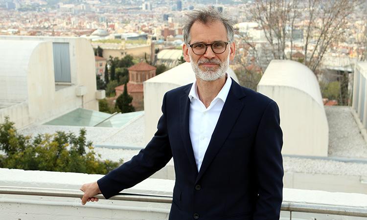 """Marko Daniel: """"Hi va haver moments en què no sabíem si la Fundació Miró podria tornar a obrir"""""""