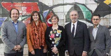L'hospital Vall d'Hebron i el MNAC impulsen nous tractaments a través de l'art
