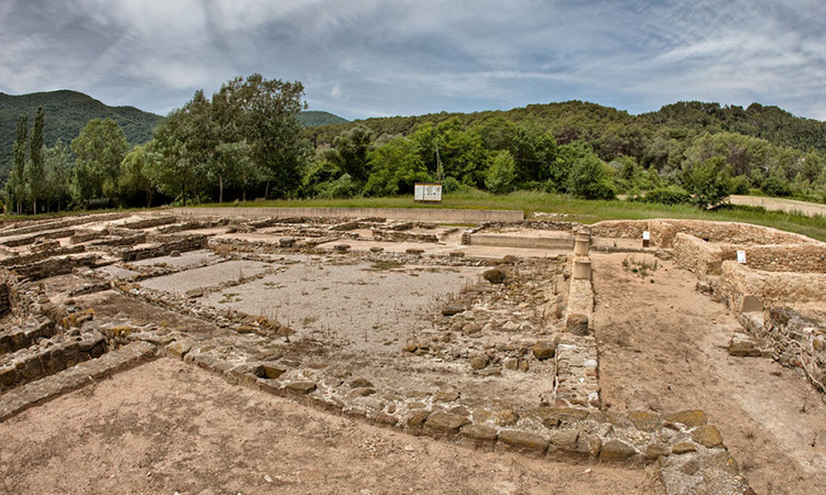 Declarada BCIN la vil·la romana de Vilauba
