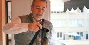 """Francisco Crespo: """"Tan important pot ser el silenci com una galejada"""""""