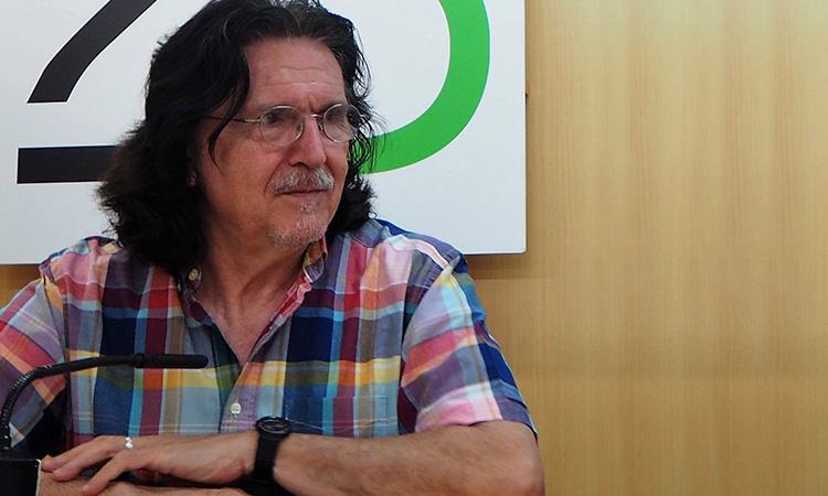 """Rafel Pérez Sorlí: """"És fonamental que la cultura popular pugui partir de la base"""""""