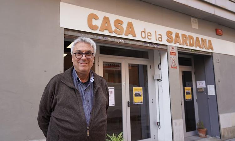 "Xavier Tresserras: ""Intentarem que la sardana sigui reconeguda Patrimoni Cultural Immaterial l'any 2022"""