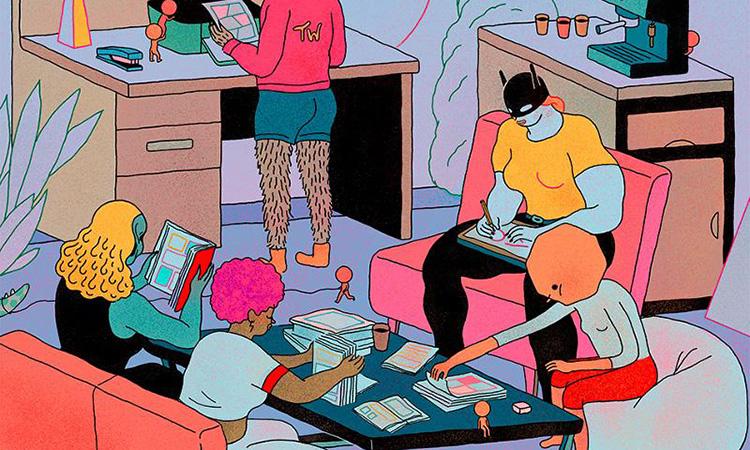 El Saló del Còmic endega nova etapa rebatejat com a Comic Barcelona