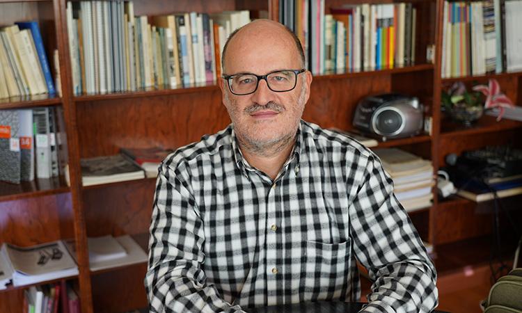 """Joaquim Burjachs: """"La Fonoteca de Cobla és un projecte que fem amb molta il·lusió"""""""
