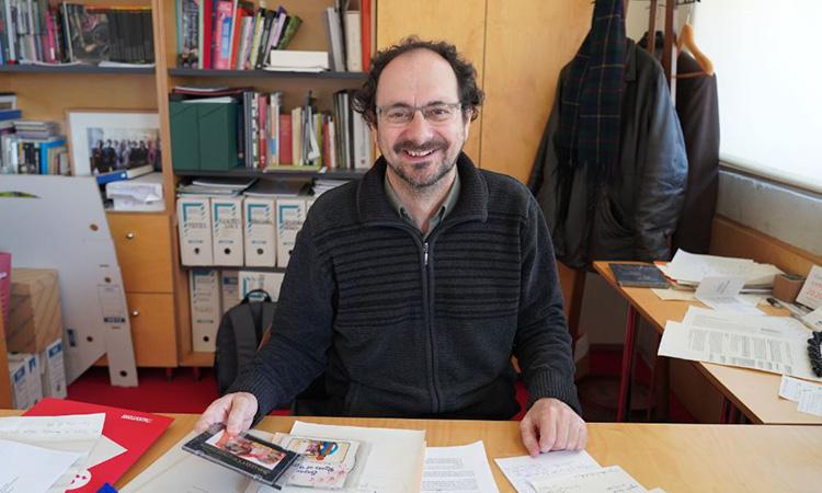 """Jaume Ayats: """"Volem que s'interpretin més autors del patrimoni musical català"""""""