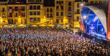 El Mercat de Música Viva de Vic treu a concurs la direcció tècnica