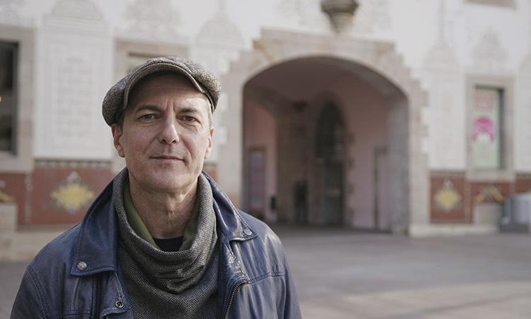 """José Luis Cabeza: """"L''slam' serveix per comunicar, per aprendre a estructurar el missatge i per ser més feliç"""""""