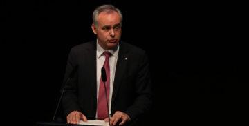 Lluís Baulenas, nou secretari general de Cultura